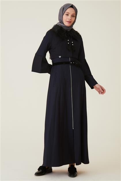 Topcoat-Navy Blue DO-A9-55019-11