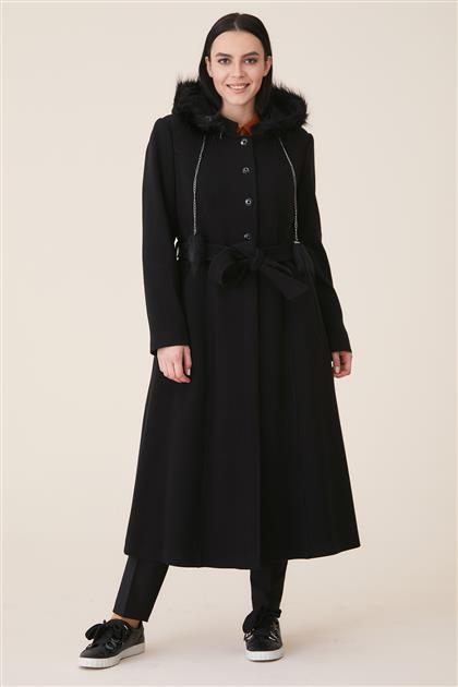 Coat-Black DO-A9-57028-12