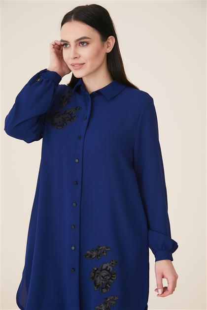 Tunic-Navy Blue DO-A9-61047-11