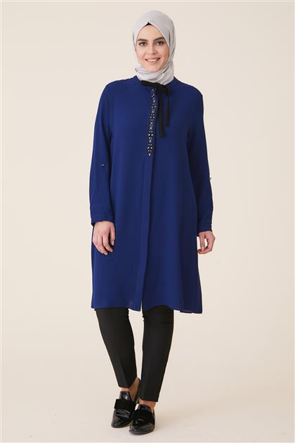 Tunic-Navy Blue DO-A9-61083-11