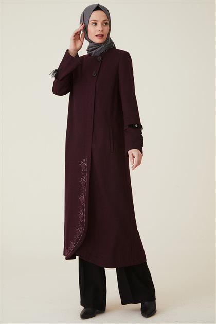 Coat-Claret Red DO-A9-57026-26