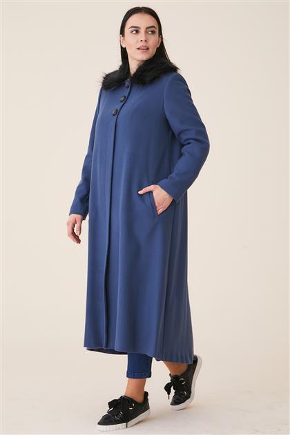 Doque جاكيت طويل-أزرق ar-DO-A9-57017-09