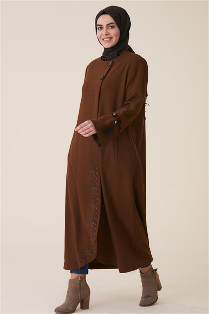 Coat-Brown DO-A9-57026-15