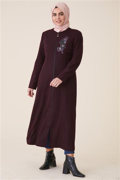 Coat-Claret Red DO-A9-57008-26
