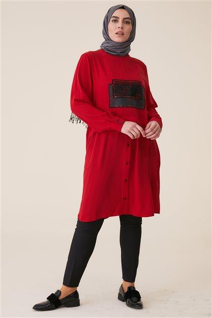 Tunik-Kırmızı DO-A9-61147-19