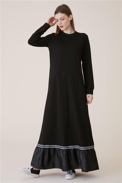 Elbise-Siyah 20K-MM06.0046-01