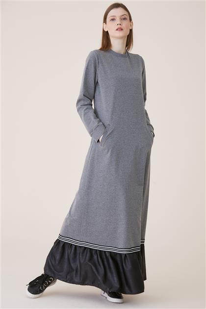 Elbise-Antrasit 20K-MM06.0046-50