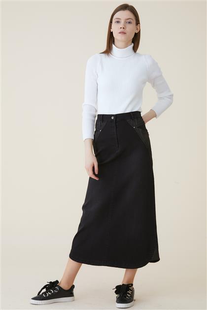 Skirt-Black KA-A9-12014-12