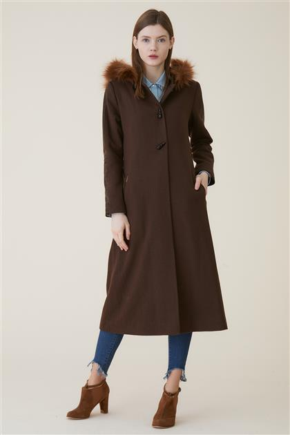 Coat-Brown KA-A9-17036-15