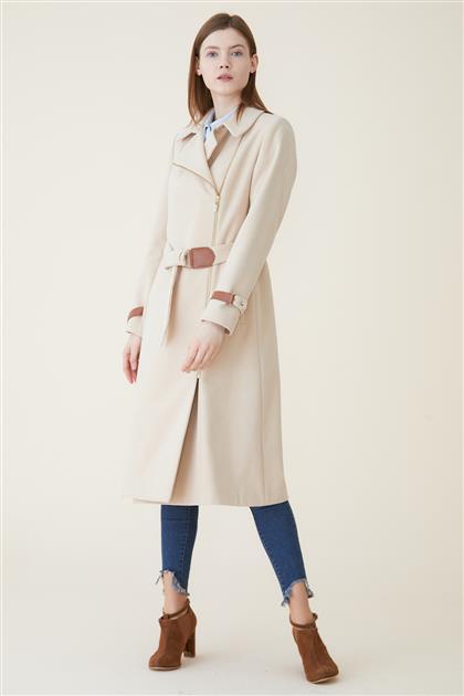 Coat-Cream KA-A9-17088-13