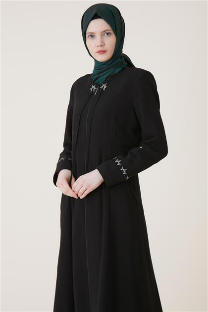 Kayra معاطف-أسود ar-KA-A9-15052-12