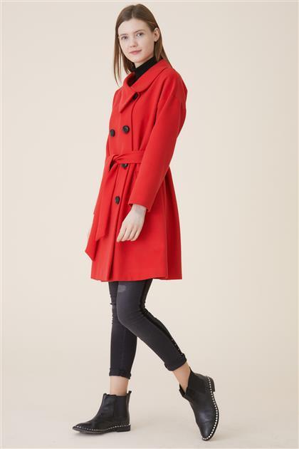 Coat-Red KA-A9-17063-19