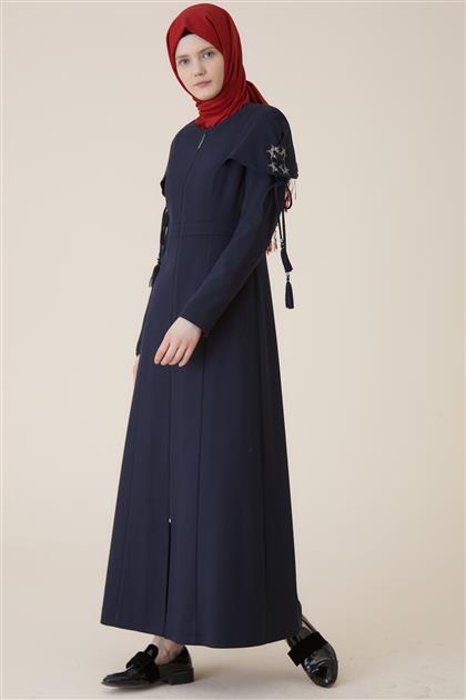 Topcoat-Navy Blue KA-A9-15051-11
