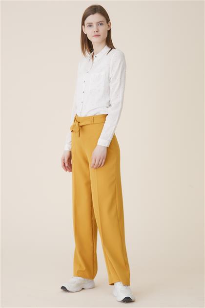 Pantolon-Sarı 2506-29