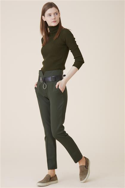 Pantolon-Yeşil 2508-21
