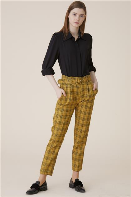Pantolon-Sarı 2505-29