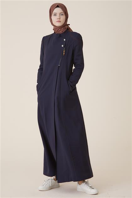 Topcoat-Navy Blue KA-A9-15045-11