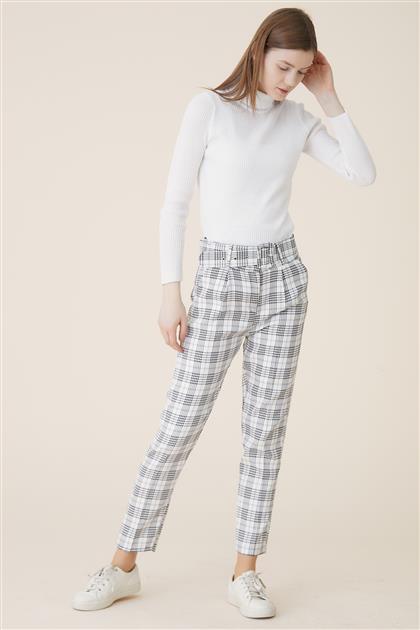 Pantolon-Siyah Beyaz 2505-0102