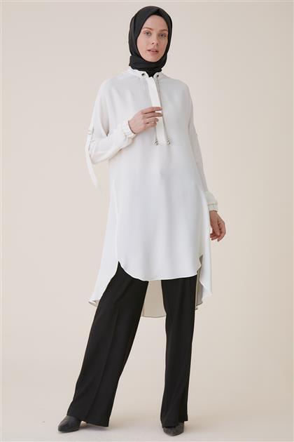 Kayra تونيك-أبيض ar-KA-A9-21187A-35