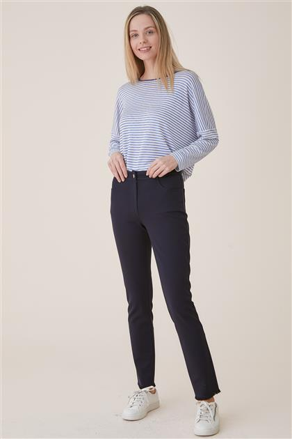 Pants-Navy Blue KY-A9-79010-11
