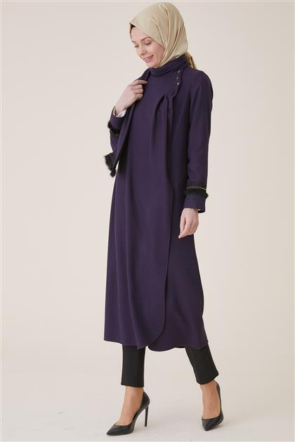 Coat-Purple KA-A9-25110-24