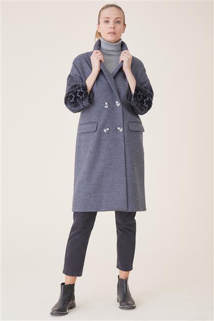 Coat-Smoked KA-A9-17065-48