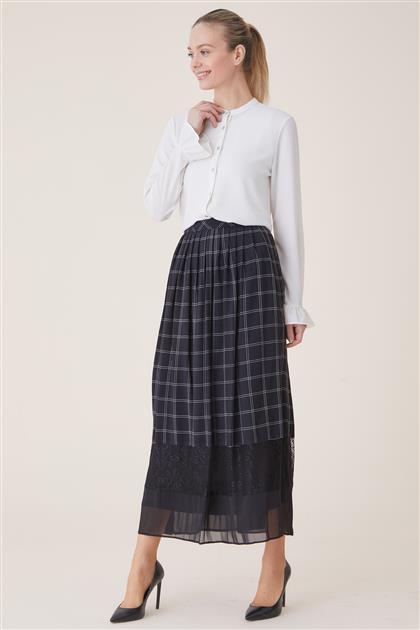 Skirt-Black KA-A9-12057-12
