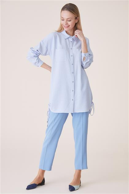 Shirt-Light Blue TK-U5900-16