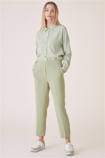 Pants-Green TK-U7633-22