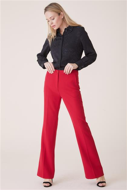 Pants-Red TK-U7634-11