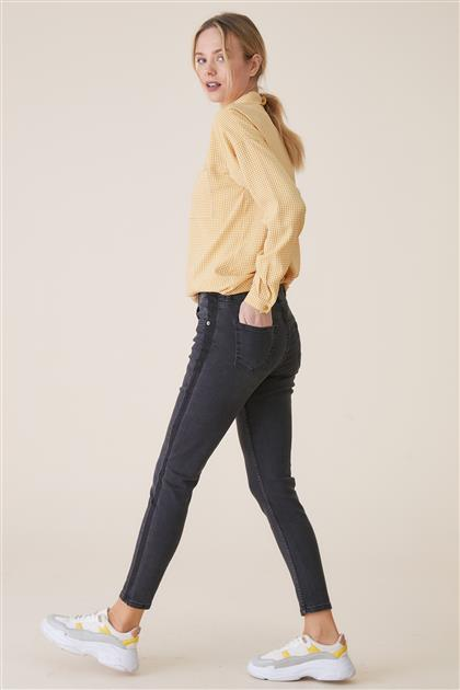 Pants-Black TK-U4401-09