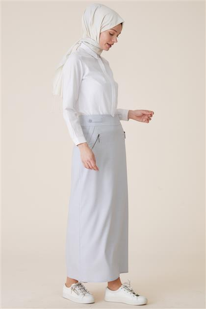 Skirt-Light Blue TK-U6613-16