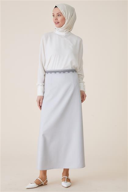 Skirt-Light Blue TK-U8610-16