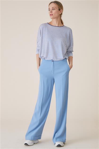 Pantolon-Açık Mavi TK-U6607-16