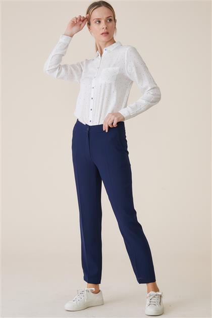 Pants-Navy Blue TK-U3627-08
