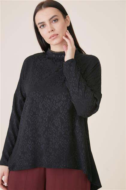 Blouse-Black KA-A9-10029-12