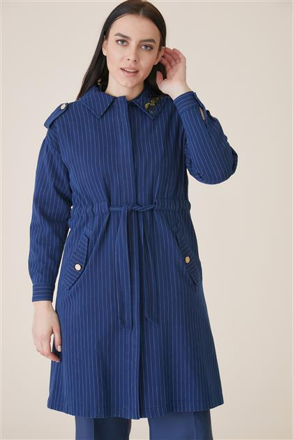 Jacket-Navy Blue KA-A9-13075-11