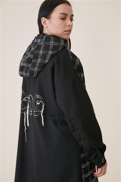 Coat-Black KA-A9-17027-12