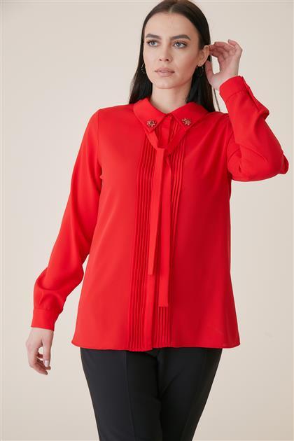 قميص-أحمر TK-U7916-11