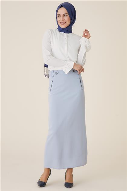Skirt-Gray TK-U8627-05