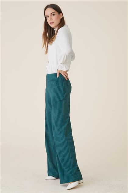 Pants-Green TK-U7623-22