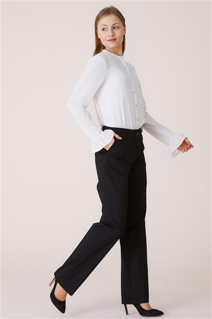 Pants-Navy Blue TK-U2607-08