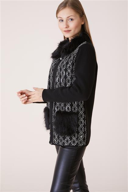 Ceket-Siyah 6167-01
