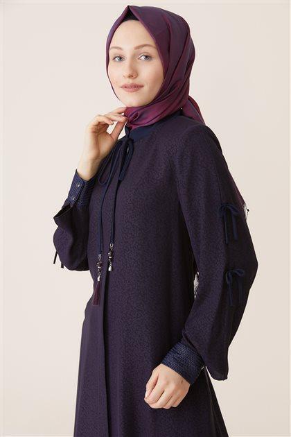 Doque ملابس خارجية-أرجواني ar-DO-B9-65011-29