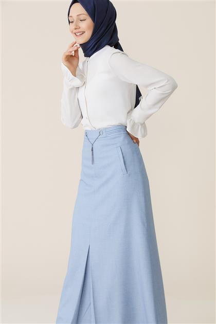 Skirt-Blue TK-U8615-32