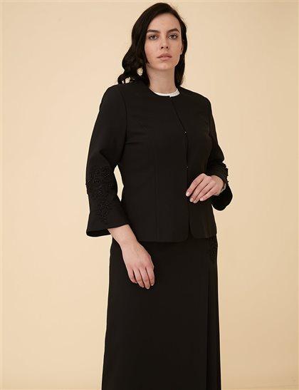 Ceket-Siyah KA-B9-13062-12
