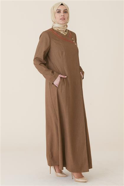 Topcoat-Brown DO-B9-55188-15