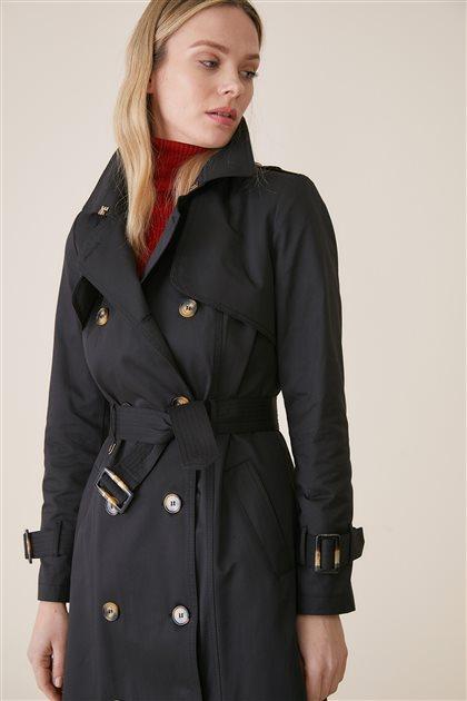 Vivezza Topcoat-Black 6714-01