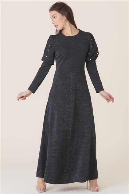 Elbise-Siyah MPU-0S7015-01