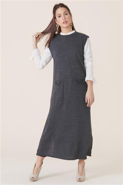 Tunic-Anthracite UAF-0S3238-50